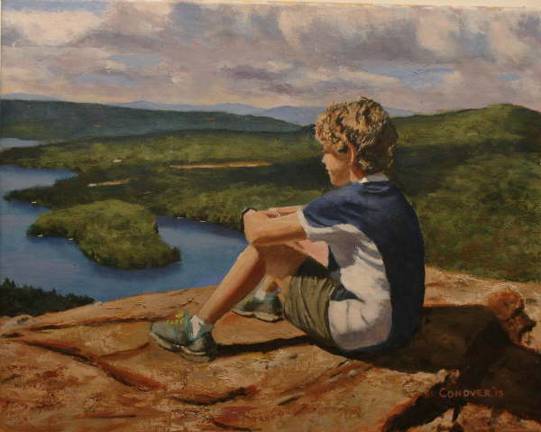 Teddy Conover-Squam Lake